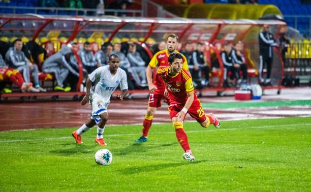 Матч «Арсенал» – «Динамо» в Туле: большой фоторепортаж