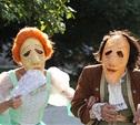 """Участники фестиваля """"Театральный дворик"""" устроили праздник для туляков"""