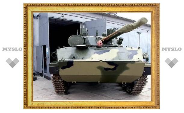 """Российский десант посадят на тульскую """"Бахчу"""""""