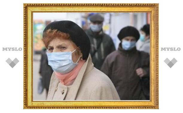 В Тульской области возросли случаи заболеваний вирусными инфекциями