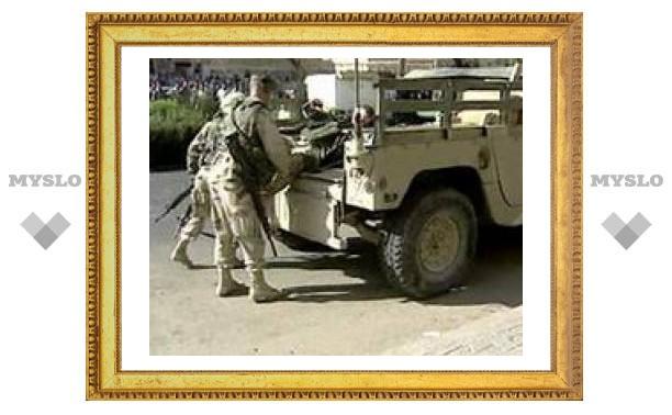 За пять лет войны в Ираке погибли 4000 американских военных