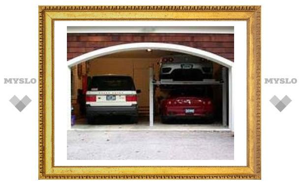 К концу года в Москве построят гаражи для 134 тысяч машин