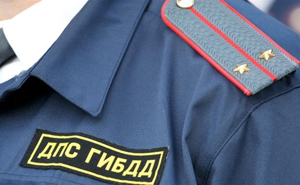 В Тульской области уроженка Крайнего Севера напала на инспектора ДПС