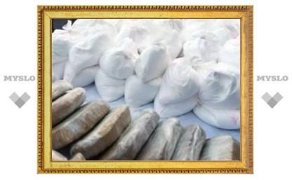 Сотрудники Тульской ФСКН перекрыли каналы поставки наркотиков из Таджикистана, Украины и Белоруссии