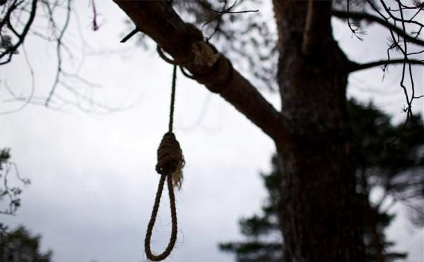 Пропавшего жителя Орловской области обнаружили повешенным в лесу в Белевском районе
