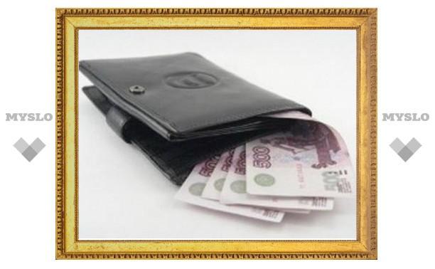 Тулячка украла 2000 рублей, а потеряла 110000!