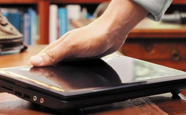 В Новомосковске житель деревни украл два планшета и ноутбук