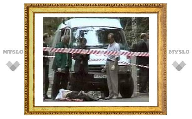 В Санкт-Петербурге убит гражданин Азербайджана