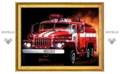 В Туле пенсионер погиб на пожаре