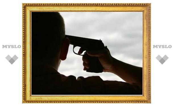 Под Тулой застрелился 26-летний милиционер