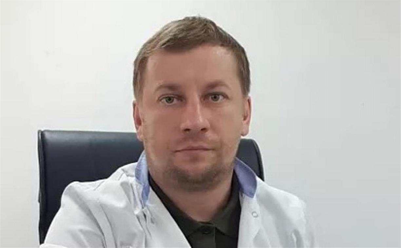 Исполнять обязанности главврача Алексинской районной больницы будет Сергей Зверев