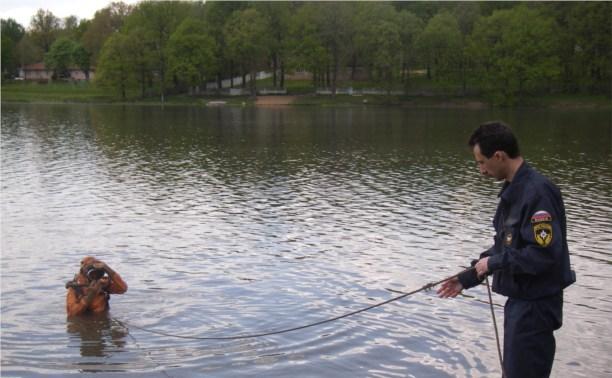 Из пруда в Щёкинском районе достали утопленника