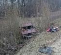 В аварии на автодороге «Тула-Новомосковск» пострадал пассажир ВАЗа