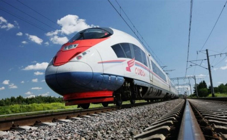 К 2020 году Тулу и Москву соединит высокоскоростная железнодорожная магистраль