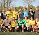 Команда «Баня-Бочка Club» завоевала Кубок чемпионов ЛЛФ