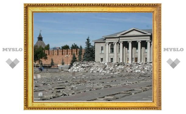 Владимир Груздев: «Все изменения в облике города будут производиться только с согласия жителей»