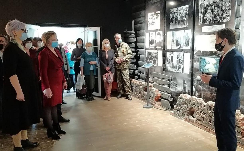 В Чекалине открылись музеи, посвященные истории самого маленького города в России
