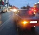 В Туле на улице Болдина ВАЗ столкнулся с «Рено»