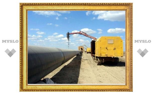 Ашхабад добился разрешения на прокладку транскаспийского газопровода