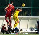 «Арсенал» завершил второй тренировочный сбор в Турции ничьей с боснийским «Вележем»