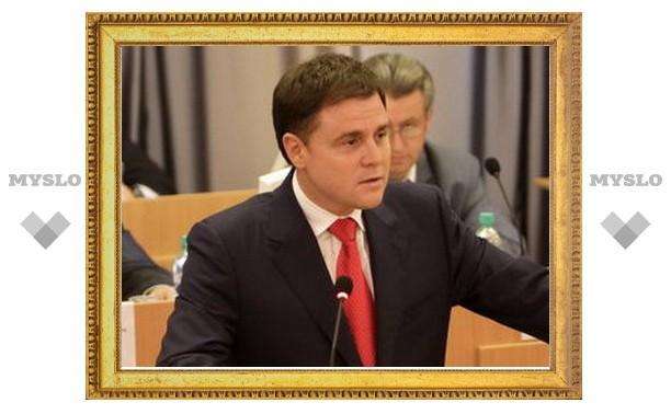 Владимир Груздев хочет сформировать правительство народного доверия