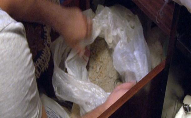 Полиция ликвидировала нарколабораторию на окраине Тулы