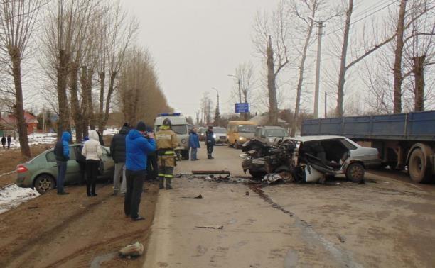 В авариях 21 марта пострадали пять человек