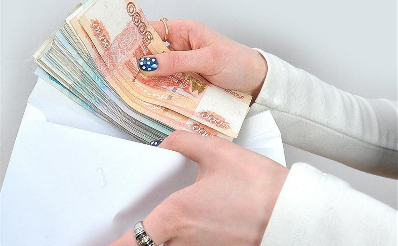 Проворовавшаяся жительница Новомосковска заплатила штраф, чтобы избежать тюрьмы