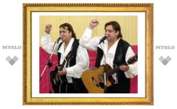 В Туле отменили концерт братьев Радченко