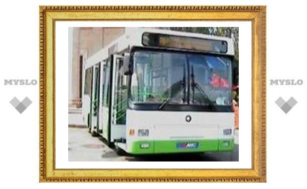 Автобус № 24 идет по новому маршруту