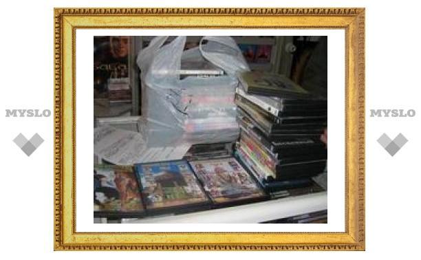 В специализированном магазине изъяли контрафакт