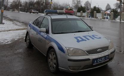 В полиции выясняют обстоятельства ДТП с участием участкового