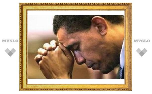 Обама лишился поддержки половины американцев