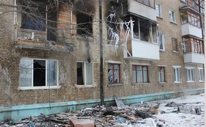 Взрыв газа в Новомосковске: один человек погиб и трое ранены