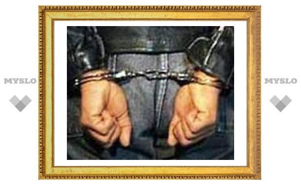 В Туле задержали трех разбойников