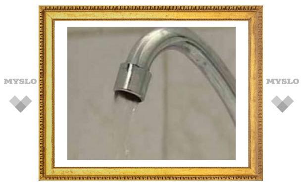 Где в Туле до конца лета отключат воду?