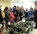 Тульские сотрудники ППС организовали «Экскурсию в полицию» для школьников