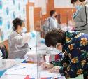 На избирательном участке имени вирусолога Михаила Чумакова в Епифани можно привиться от COVID-19