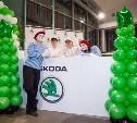 В автосалоне «Арсенал-Авто» прошла презентация новой модели ŠKODA Octavia Scout