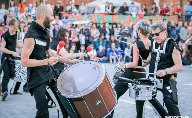 Полная программа фестиваля «Театральный дворик – 2016»