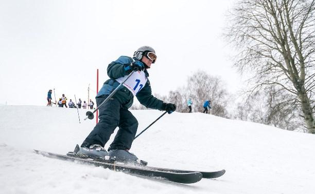 Стали известны имена лучших горнолыжников первенства области