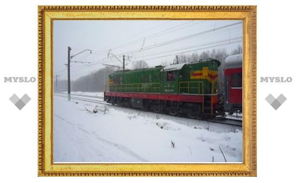 Все поезда южного направления в России задержатся на полчаса