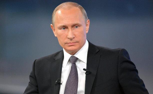Владимир Путин отметил вклад туляков в празднование 500-летия Тульского кремля