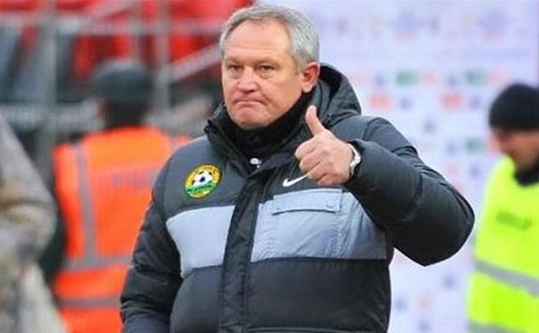 Главным тренером тульского «Арсенала» может стать Юрий Красножан