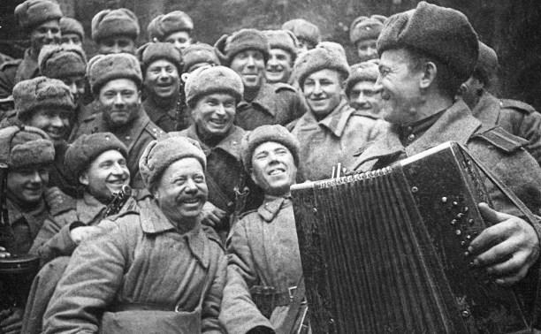 В тульском общественном транспорте пройдёт флешмоб песен Победы