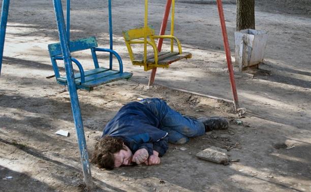 """Самое """"популярное"""" административное нарушение в Туле - это появление в состоянии опьянения в общественных местах"""