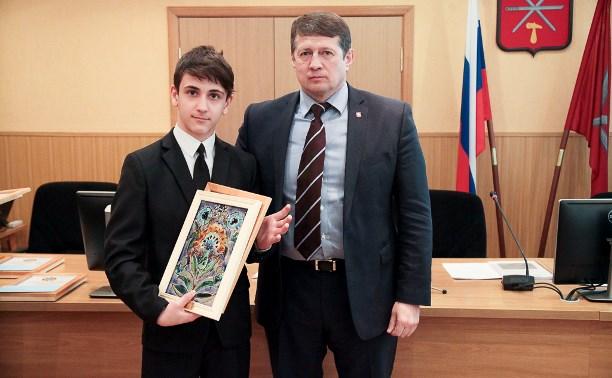 Пять юных тульских музыкантов получили премию «Волшебный цветок»