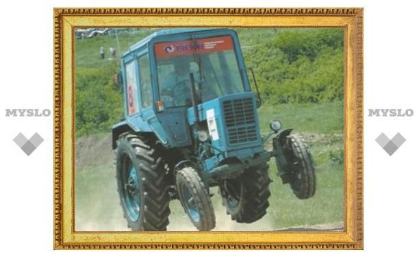 В Туле построят трактородром