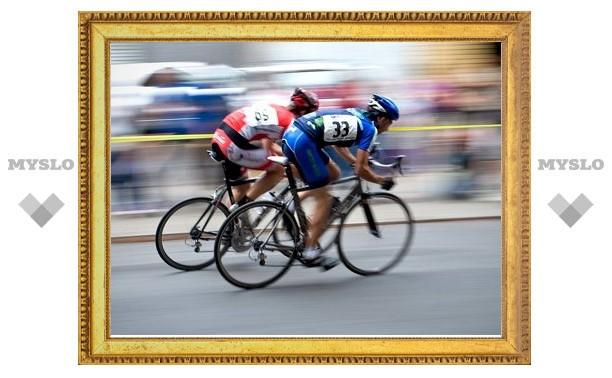 Тульские велосипедисты покоряют Кубань