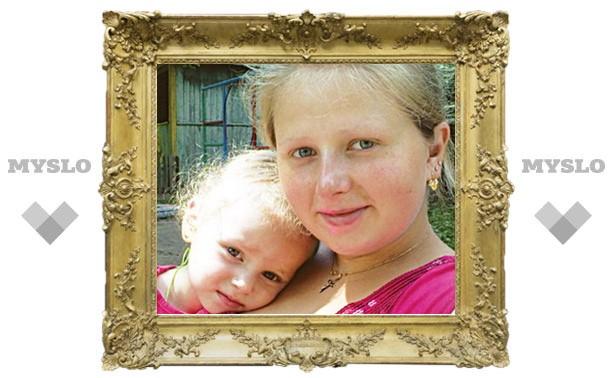 Ребенок с раком крови живет в бараке